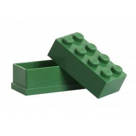 LEGO® Storage Lego mini úložný box tmavě zelený