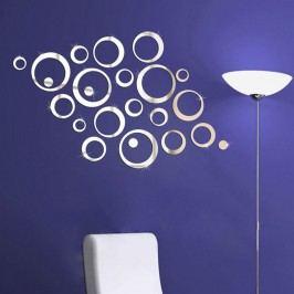 Ambiance Samolepky na zeď, zrcadlové kroužky