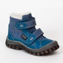 RAK Chlapecké zimní boty Yeti - modré