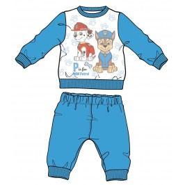 Disney by Arnetta Chlapecké pyžamo Paw Patrol - modré