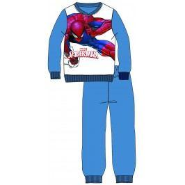 Disney by Arnetta Chlapecké pyžamo Spiderman - modré