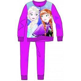 Disney by Arnetta Dívčí pyžamo Frozen - růžové