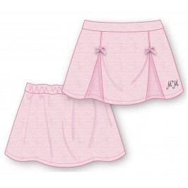 Mix 'n Match Dívčí sukně s mašličkami - růžová