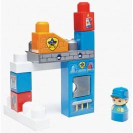 Mega Bloks Základní set Policejní stanice