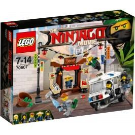 LEGO® NINJAGO™ 70607 Honička po NINJAGO™ City