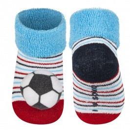 SOXO® Chlapecké ponožky s míčem - barevné