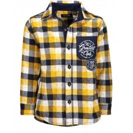 Blue Seven Chlapecká kostkovaná košile - barevná