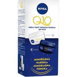 NIVEA Q10 Denní a noční krém pack 100 ml
