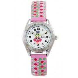 Bentime Dívčí hodinky se sovičkami - růžové