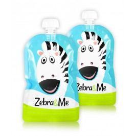 Zebra&Me Kapsička na dětskou stravu, 2 ks