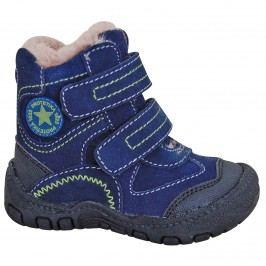 Protetika Chlapecké zimní boty Derex - modré