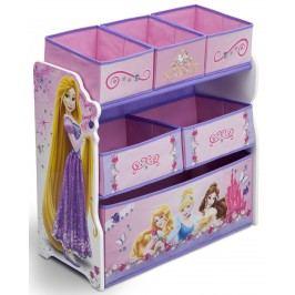 Delta Organizér na hračky Princezny II