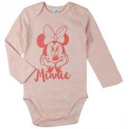 E plus M Dívčí body Minnie - oranžové