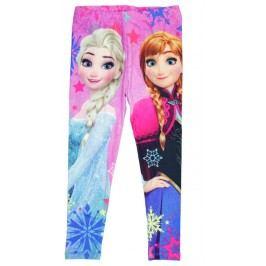 E plus M Dívčí legíny Frozen - růžové
