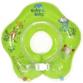 Babypoint Baby ring 0-24m, zelená
