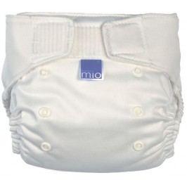 Bambinomio Miosolo kalhotky All in one - Bílé