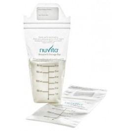 Nuvita Skladovací sáčky na mateřské mléko