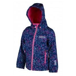 PIDILIDI Dívčí softshellová bunda - modrá
