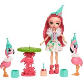 MATTEL Enchantimals tématické balení Let's Flamingle