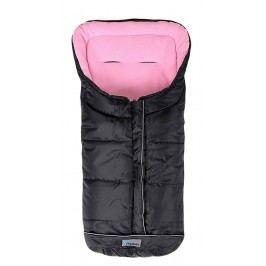 Altabebe Fusak zimní Easy Lux, černo - růžová