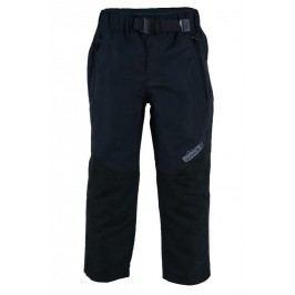 PIDILIDI Dětské lehké outdoorové kalhoty - černé