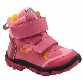 Bugga Dívčí zimní boty - růžové
