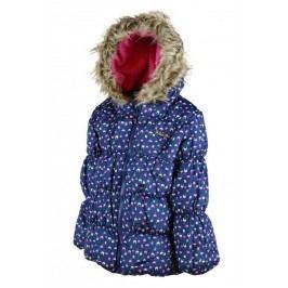 PIDILIDI Dívčí zimní bunda Puffy - modrá