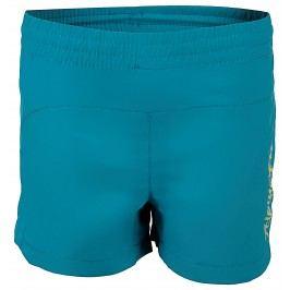 ALPINE PRO Chlapecké šortky Cleofo - modré