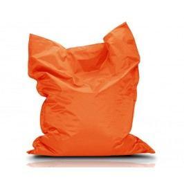 BulliBag Sedací vak - oranžový, 100x70 cm