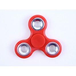 Rappa Fidget Spinner červeno - stříbrný