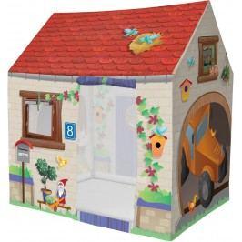 House of Kids Domeček (stan) na hraní - barevný