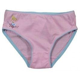 E plus M Dívčí kalhotky Princezny - růžové