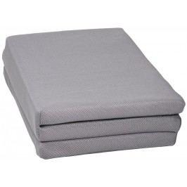 Candide Skládající matrace Air+ 60x120 cm - šedá