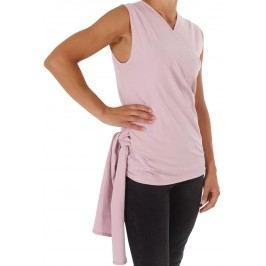 Candide Skin to Skin tričko - Wrap Top - růžový