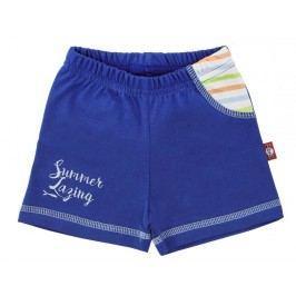 2be3 Chlapecké šortky Hipo - modré