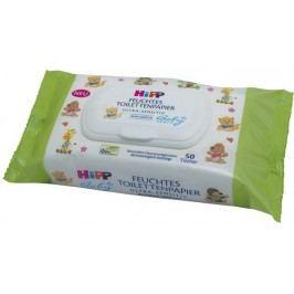 HiPP Babysanft Vlhčený Toaletní Papír Ultra Sensitive, 50 ks