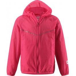 Reima Dívčí bunda Solen - růžová