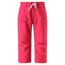 Reima Dívčí 3/4 kalhoty Seahorse s UV ochranou 50+- růžové