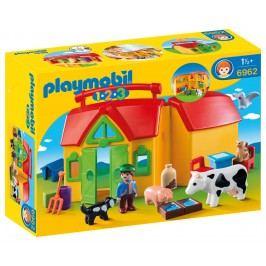 Playmobil 6962 Moje první přenosná farma (1.2.3)