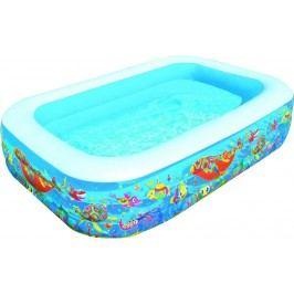 Bestway Nafukovací bazén obdélníkový, 229x152x56 cm