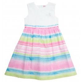 Topo Dívčí šaty - barevné