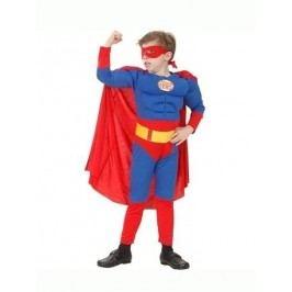 MaDe Kostým - Super hrdina (120-130 cm)