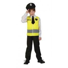 MaDe Kostým - Policie (120-130 cm)