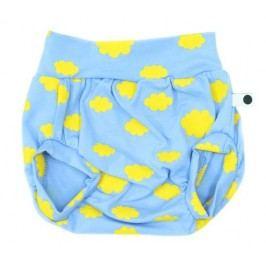 Lamama Chlapecké kalhotky na plenu Nube - modro-žluté