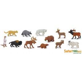 Safari LTD Tuba - Zvířata Severní Ameriky