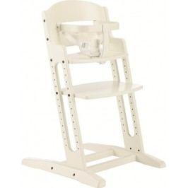 Baby Dan Jídelní židlička Dan Chair New - bílá