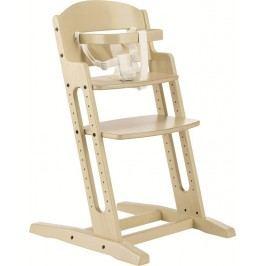 Baby Dan Jídelní židlička Dan Chair New - krémová