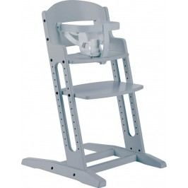 Baby Dan Jídelní židlička Dan Chair New - šedá