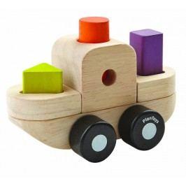Plan Toys Třídící loďka