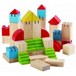 Plan Toys Kreativní stavebnice (46 ks)